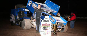 Forler Whips It Good at El Paso