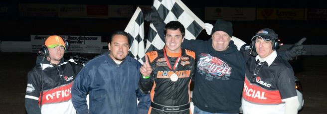 Reutzel Rules Thanksgiving Bash Opener in New Mexico