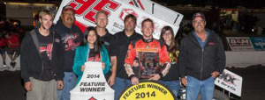 Covington Wins Devil's Bowl Winter Nationals
