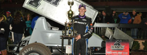 Golobic Wins KWS Tribute to Gary Patterson!