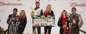 Leary Lands 360 Oval Nationals Laurels