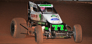 RJ Johnson Takes Another USAC Southwest Win!