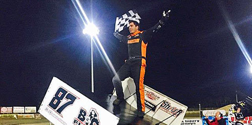 Reutzel Rules King of 360's Opener!