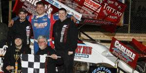 Dietrich Swaps Out to Win Grove Opener