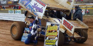 Hodnett Breaks PA Ice with Lincoln Win