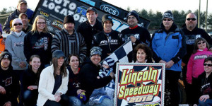 Montieth Edgy in Lincoln Win
