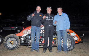Danny Smith Win Non-wing Creek 041015