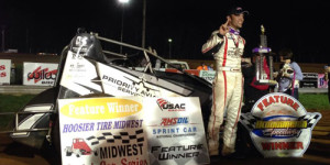 Clauson Conquers Bloomington
