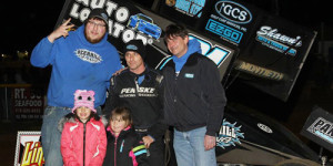 Montieth Dominates Again at Lincoln