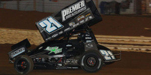 Montieth is the Man in Dirt Classic
