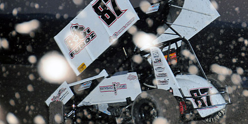 Reutzel Extends Rod End Supply Winged 360 Power Rankings Lead