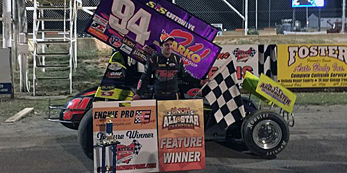 Ryan Smith Scores First All Star Win