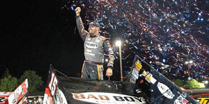 Schatz Gets 200th WoO Win!