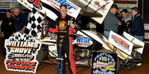 Stevie Wins Tommy Classic