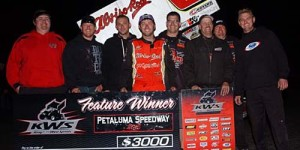 Bud Bags Second KWS Win in a Row
