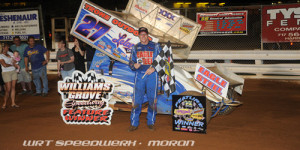 Hodnett Keeps on Winning – Makes it Eight with another Grove Score