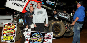 Montieth Makes it Another in Sterner Memorial