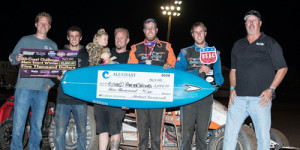 Vander Weerd Win All Coast Challenge at Ventura