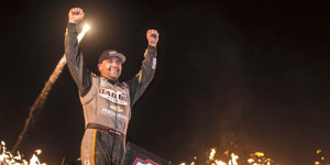Schatz Breaks Out the Broom at Eldora