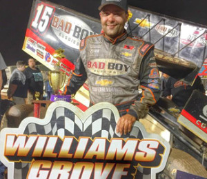 Schatz Scores One for the Outlaws at the Grove