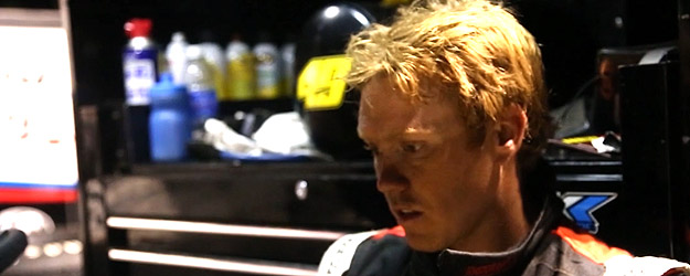 Video: Inside the Helmet with Brad Sweet