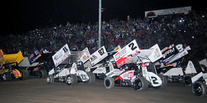 World of Outlaws Pushed Back to Wednesday at Sauk Rapids