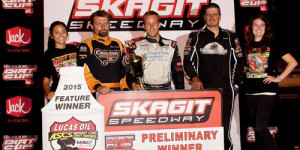 No Place Like Home for Bergman – Bags Dirt Cup Night Two