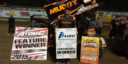 Blaney Goes Atomic – Three for Six in Ohio Sprint Speedweek