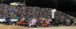 World of Outlaws Invade Dodge City Next Week