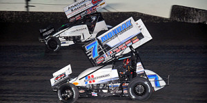 Three Races & Three States for Outlaws Starts Tonight