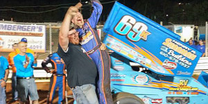 Kreitz Collects 200th Win