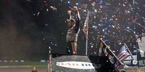 Schatz Snaps One-Race Winless Skid – Makes it 17 at Beaver Dam