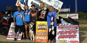 Sheldon Scores in Ohio Speedweek Round Three