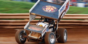 Stevie Scores Again in PA Speedweek
