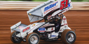 Take Three in Central PA Speedweek for Stevie Smith