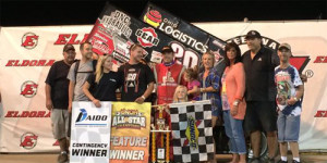 Wilson Takes Speedweek Win at the Big E