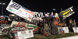 Blaney Takes Don Martin Memorial Silver Cup