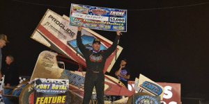 Bucking the Odds at the Port – Buckwalter Gets PA Speedweek Win