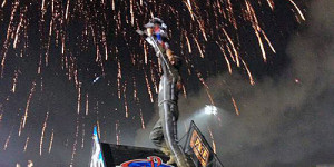 Oh Canada – Friesen Scores First Outlaw Win!