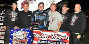 Hirst Captures Howard Kaeding Classic