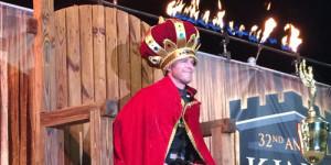 All Hail, King Shane XXXII!