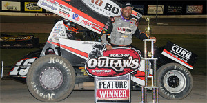 No Stopping Schatz in Boothill Showdown