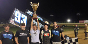 Little Haud wins Lou Blaney Memorial