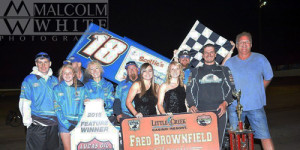 Solwold Scores another ASCS Win