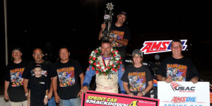 Darland a Smackdown King – Wins Third in a Row