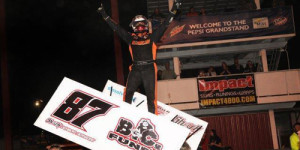 Reutzel an ASCS High Roller in Missouri