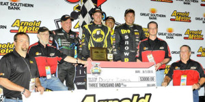 Zomer Wings it for Friday 360 Nationals Honors