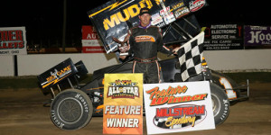 Blaney Clinches All Star Crown with Millstream Triumph