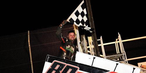 Darrah Leads the Way in Attica Ambush Opener