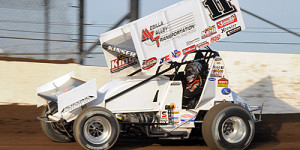 Kraig Kinser Tabled for Back Surgery – Likely Done for the Year